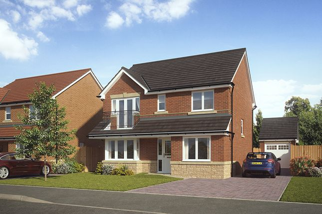 Thumbnail Detached house for sale in Cherry Hill, Margaret Vale Drive, Larkhall, South Lanarkshire
