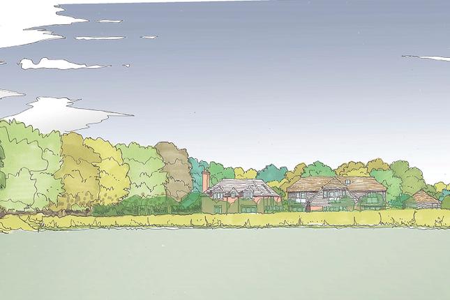 Thumbnail Detached house for sale in Pixie Wood Farm, Rowplatt Lane, Felbridge
