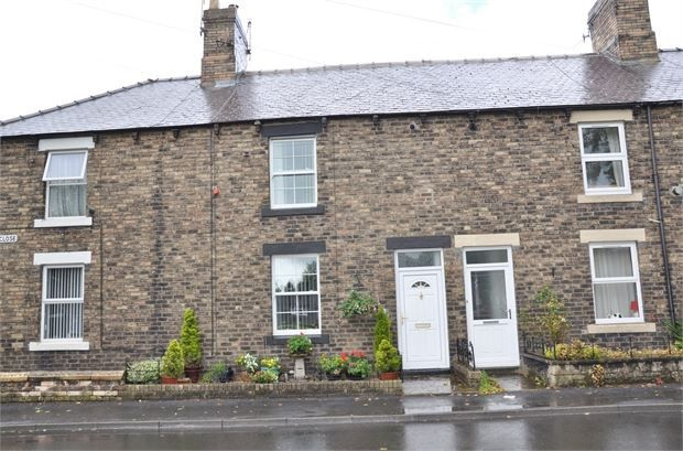 Thumbnail Terraced house for sale in Flowers Close, Haltwhistle, Northumberland.