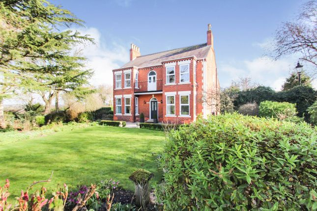 Thumbnail Detached house for sale in Chapel Lane, Wrawby