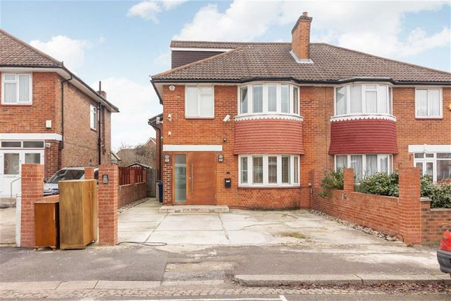 Thumbnail Semi-detached house for sale in Friars Way, London