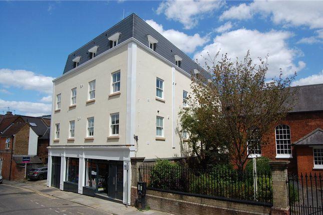 External of Ward Street, Guildford GU1