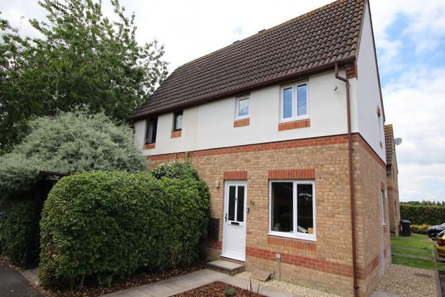 Thumbnail Detached house to rent in Hop Garden Road, Hook, Hampshire.