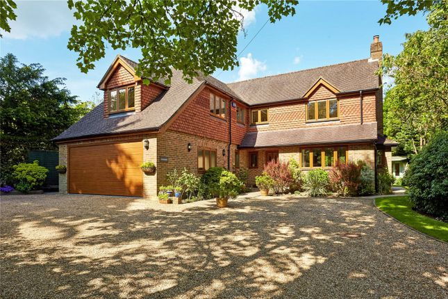 Thumbnail Detached house for sale in Off Beacon Road, Crowborough, East Sussex