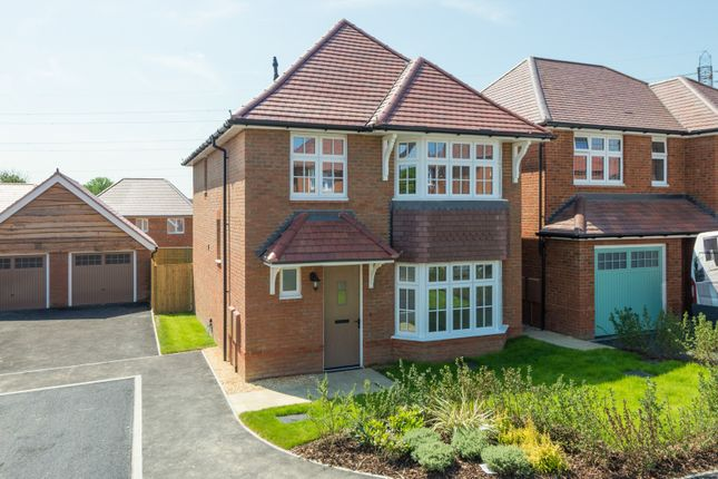 Thumbnail Detached house to rent in Glover Close, Ebbsfleet Valley, Swanscombe
