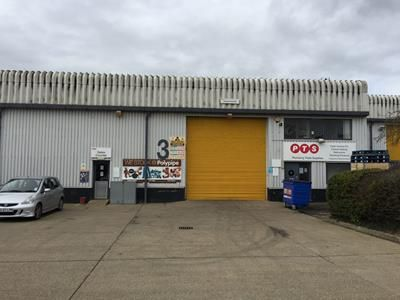 Thumbnail Light industrial to let in Wyvern Way, Henwood Industrial Estate, Ashford, Kent