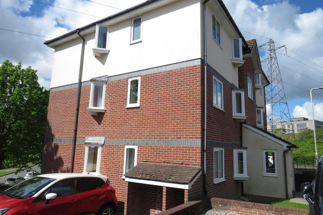 Thumbnail Flat to rent in The Limes, Crownhill, Plymouth