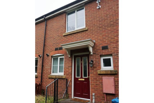 Thumbnail Terraced house for sale in Woodland Walk, Merthyr Tydfil