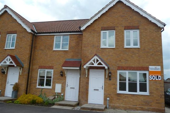Thumbnail Town house to rent in Clay Cross Drive, Clipstone Village, Mansfield