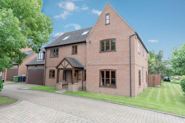 Thumbnail Detached house to rent in The Willows, Stratford-Upon-Avon