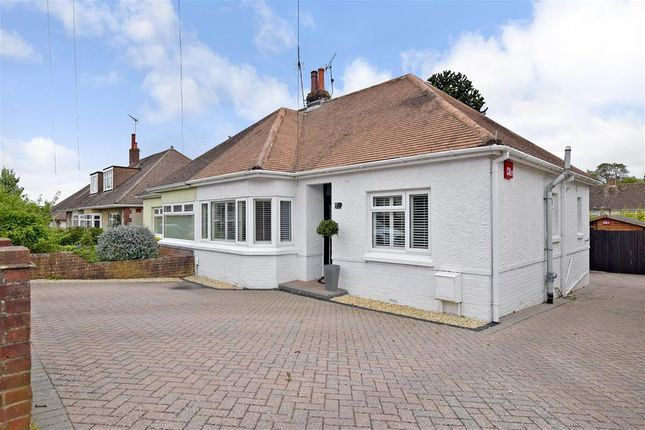 Thumbnail Semi-detached bungalow for sale in Lone Valley, Waterlooville, Hampshire