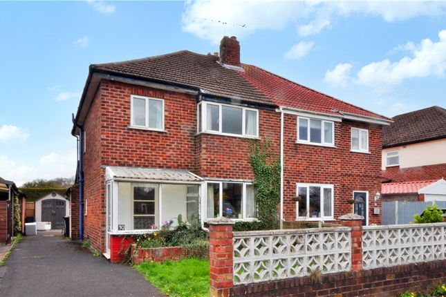 3 bed semi-detached house for sale in Greystone Road, Great Boughton, Chester CH3