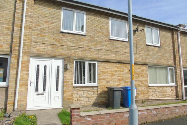 Thumbnail Terraced house to rent in South View, Pegswood, Morpeth