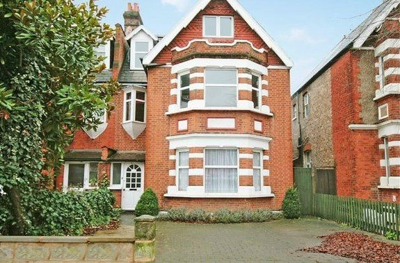 Thumbnail Property for sale in Twyford Avenue, London