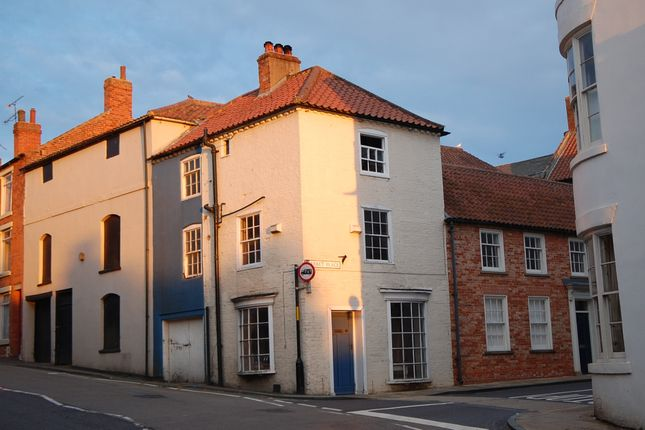 Thumbnail Town house for sale in Market Place, Caistor, Market Rasen
