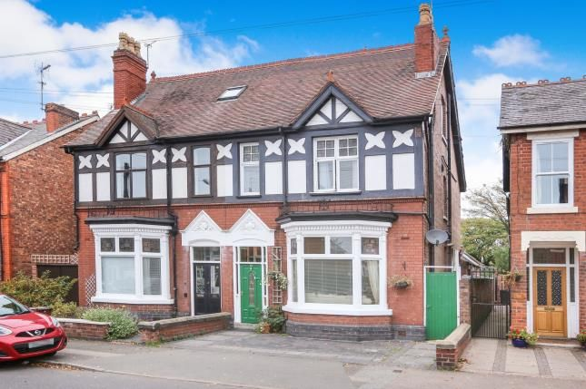 Thumbnail Semi-detached house for sale in Paget Road, Tettenhall, Wolverhampton, West Midlands