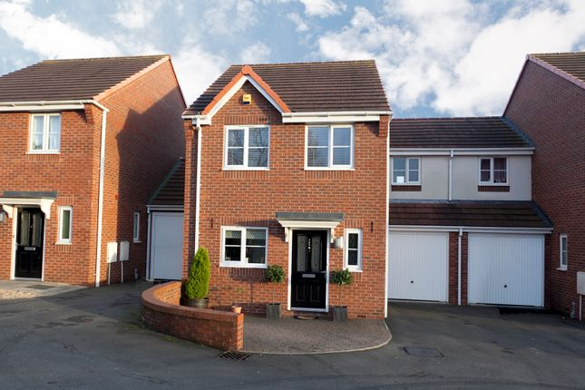 3 bed semi-detached house for sale in Weston Road, Weston Coyney, Stoke-On-Trent