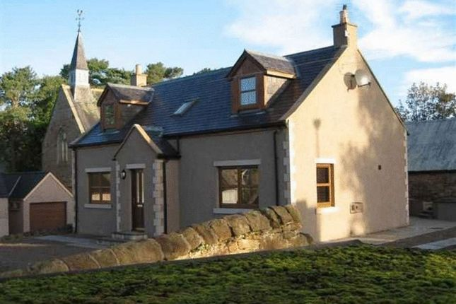 Thumbnail Detached house for sale in School Hill, Dornoch