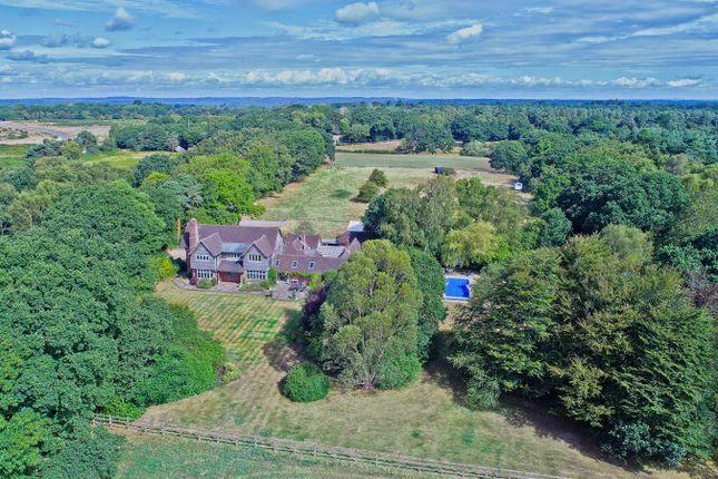 Thumbnail Detached house for sale in Setley, Brockenhurst