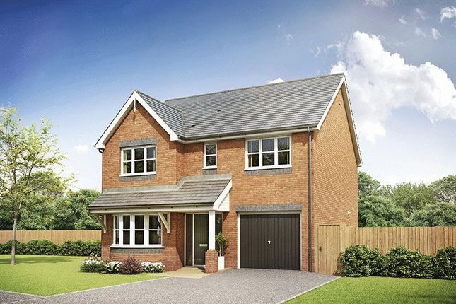 Thumbnail Detached house for sale in Hanslei Fields, Ansley, (Nightingale Design)