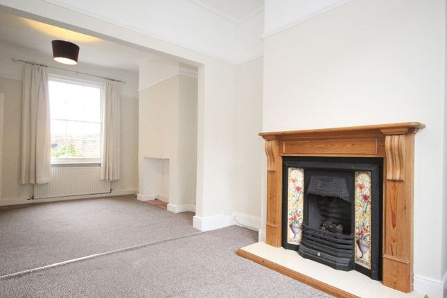 Thumbnail Terraced house to rent in St. Pauls Terrace, York