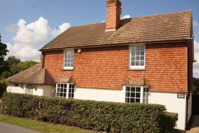 Thumbnail Detached house to rent in Lenham Road, Headcorn, Ashford
