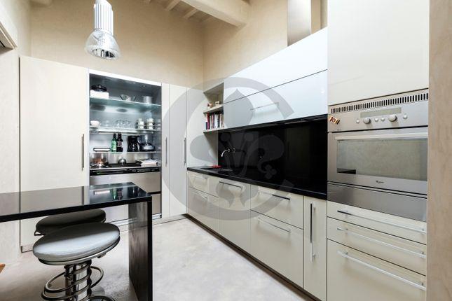 Kitchen of Via Montalbano, Florence City, Florence, Tuscany, Italy