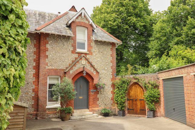 Semi-detached house for sale in Bishop's Sutton, Alresford