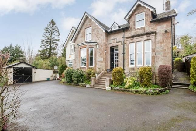Thumbnail Detached house for sale in Granville Street, Helensburgh, Argyll And Bute