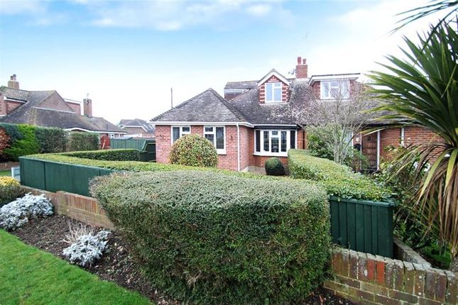Thumbnail Semi-detached bungalow for sale in Polperro Close, Ferring, Worthing