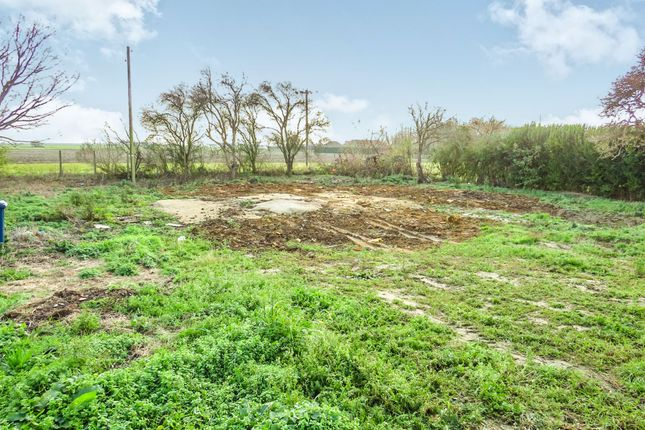 Land for sale in Duncombes Road, Coates, Peterborough