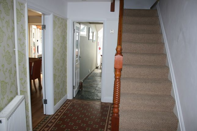 Entrance Hall of Castleross Road, Pevensey Bay BN24