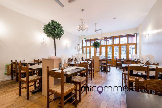 Thumbnail Restaurant/cafe for sale in East Barnet Road, Barnet