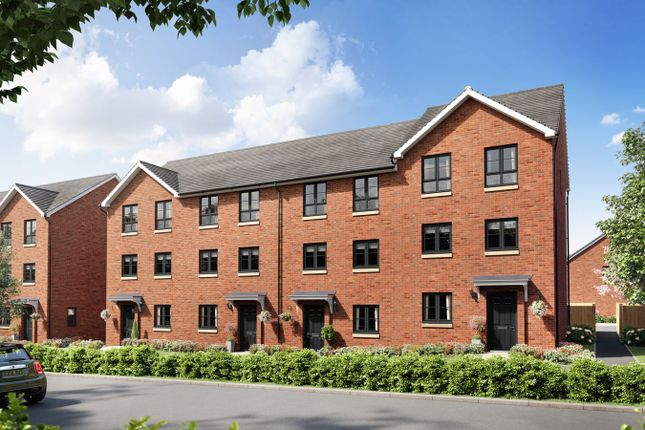 Thumbnail Town house for sale in Holehouse Road, Kilmarnock