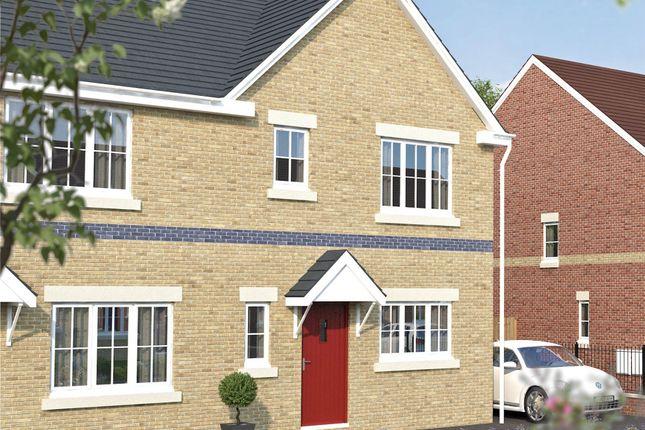Thumbnail End terrace house for sale in Field Road, Ilkeston