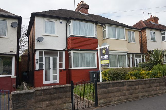 Thumbnail Semi-detached house for sale in Kingstanding Road, Kingstanding, Birmingham