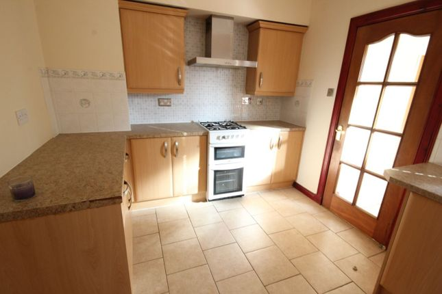 Kitchen of North Street, Lochgelly KY5