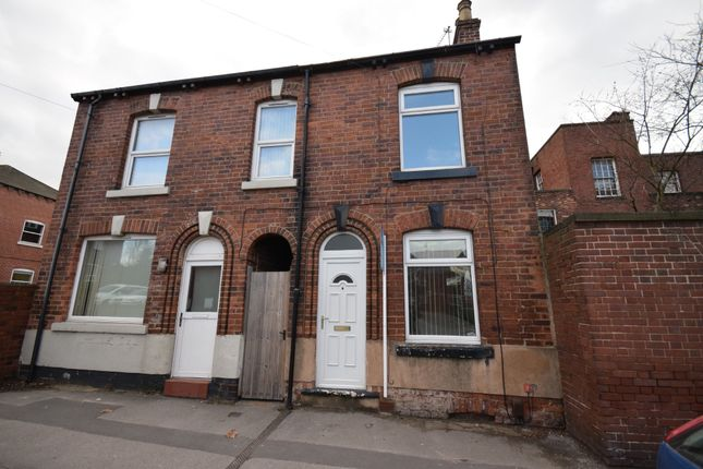 Thumbnail End terrace house to rent in Bradley Street, Castleford