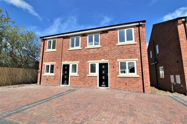 Thumbnail Semi-detached house for sale in Woodland Mews, Barnsley, South Yorkshire