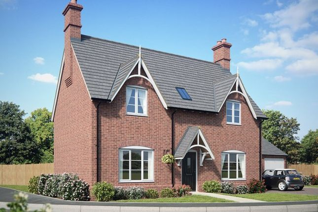 Thumbnail Detached house for sale in The Tatton+, Millbrook Grange, Cottingham Drive, Moulton