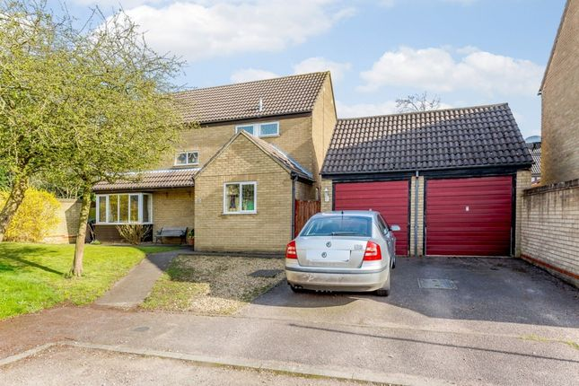 Thumbnail Detached house for sale in Brittons Close, Bedford, Bedford