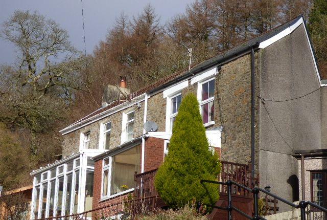 Thumbnail Semi-detached house for sale in Pleasant View, Pontyrhyl