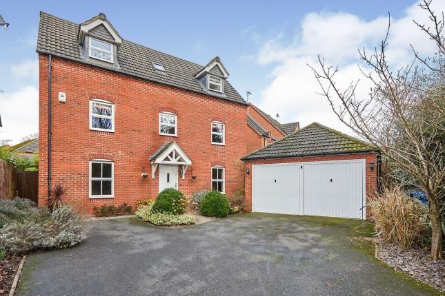 Thumbnail Detached house for sale in Highfields Park Drive, Broadway, Derby, Derbyshire