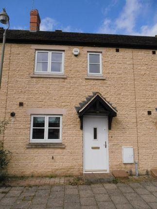 Thumbnail Terraced house to rent in Pine Rise, Madley Park, Witney, Oxon