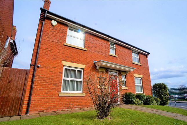 Thumbnail Detached house for sale in Cox Gardens, Gillingham, Kent
