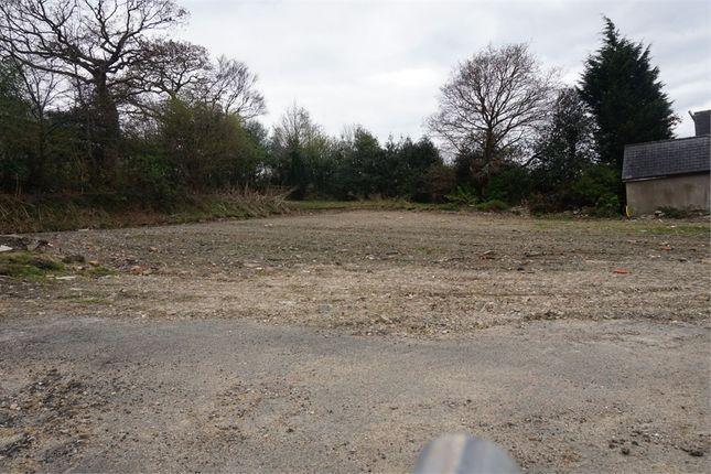 Thumbnail Land for sale in White Hart, Newbridge, Newport, Caerphilly