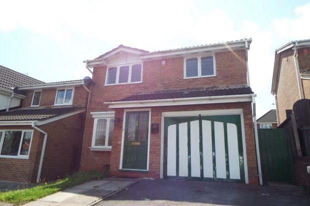 Detached house to rent in Calrofold Drive, Newcastle
