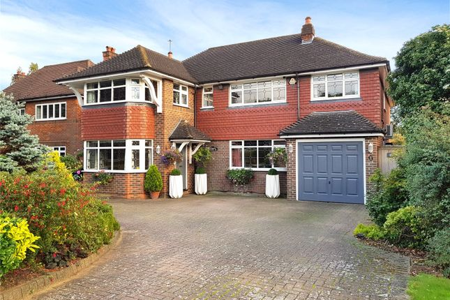 Thumbnail Detached house for sale in Faircross Way, St. Albans, Hertfordshire