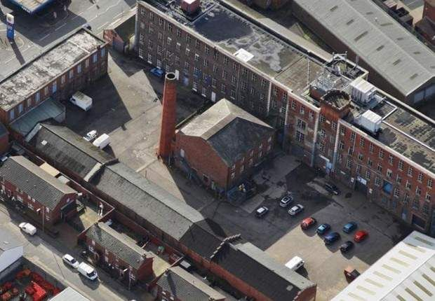 Thumbnail Warehouse for sale in Units At Owen O'Cork Mill, 288 Beersbridge Road, Belfast, County Antrim