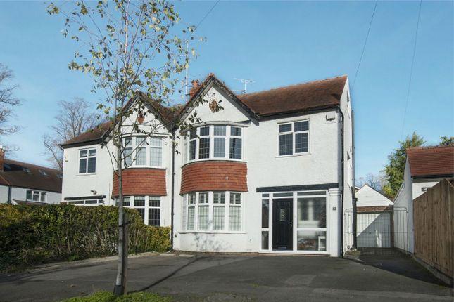 3 bed semi-detached house for sale in Argyll Road, Near Sandford Park, Cheltenham